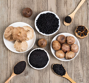 Black Garlic Granules